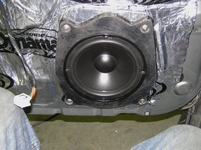 how to install speakers into skyline doors car audio electrical sau community. Black Bedroom Furniture Sets. Home Design Ideas