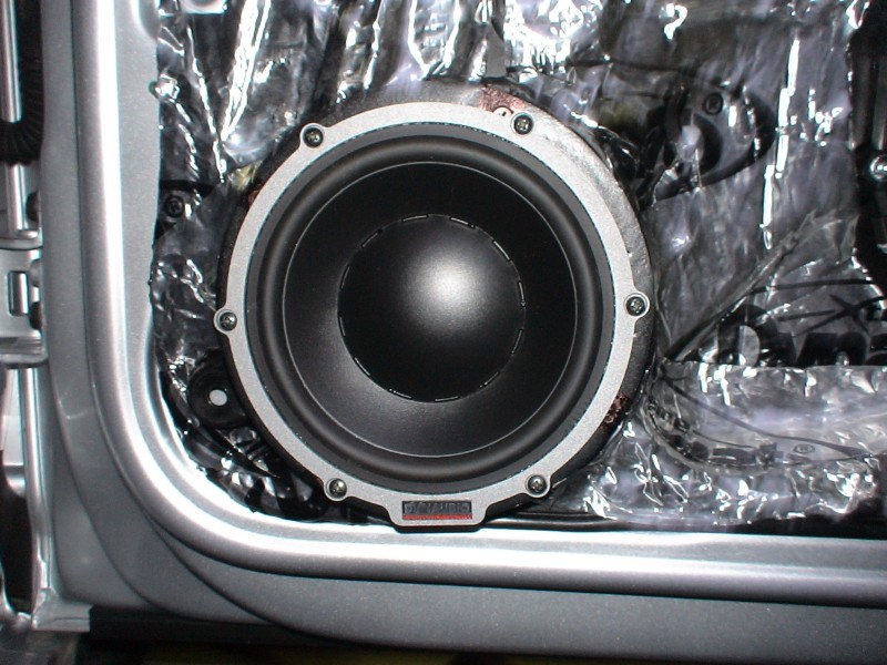 how to install component speakers into a mkvi golf. Black Bedroom Furniture Sets. Home Design Ideas