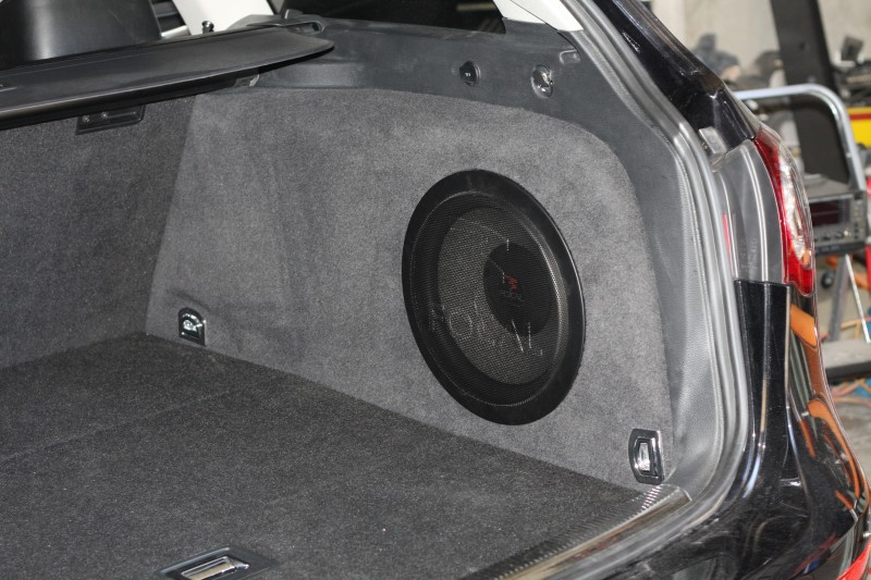 How To Install Midrange Amp Midbass Speakers Into An R36
